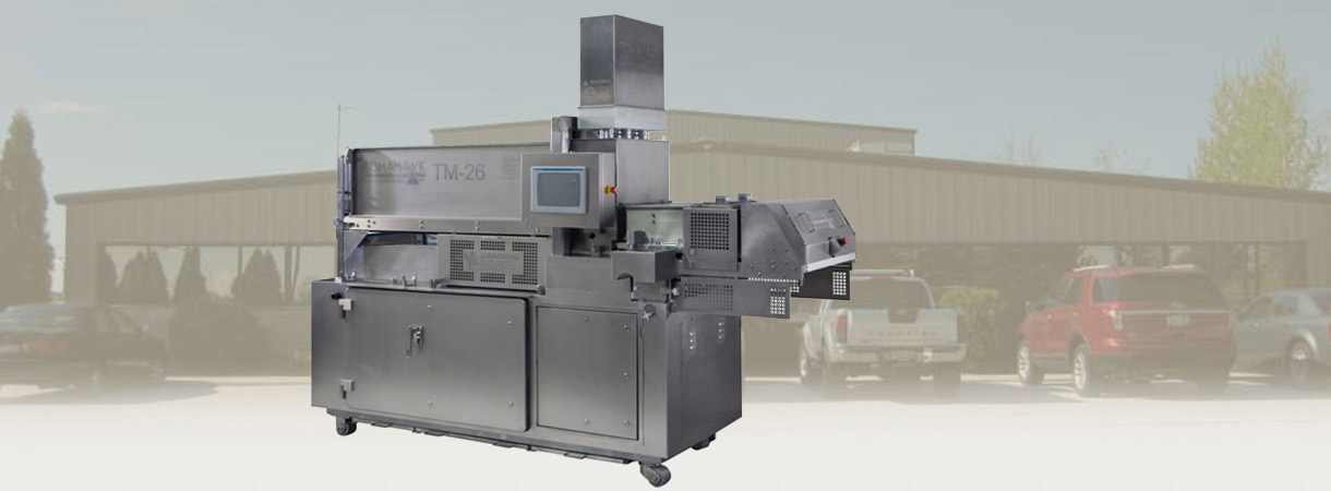 Meat Processing Equipment and Food Forming Machines