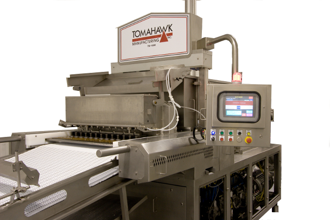 Meat Patty Forming Machines by Tomahawk Manufacturing